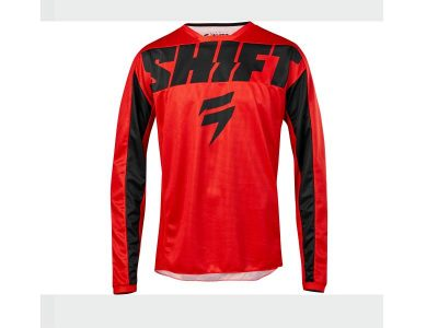 Блуза WHIT3 YORK JERSEY RED SHIFT