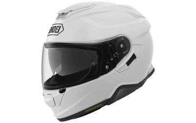 Каска GT AIR II WHITE SHOEI