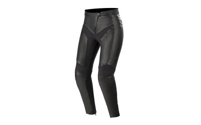 Дамски панталон VIKA V2 WOMEN'S LEATHER PANTS ALPINESTARS