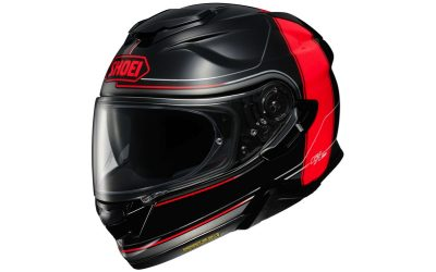 Каска GT AIR II CROSSBAR TC-1 SHOEI