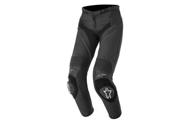 Дамски панталон STELLA MISSILE LEATHER PANTS
