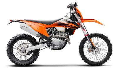 Мотор KTM 500 EXC-F 2020