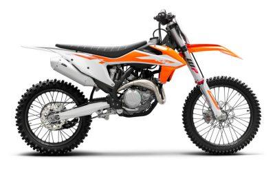 Мотор KTM 450 SX-F 2020