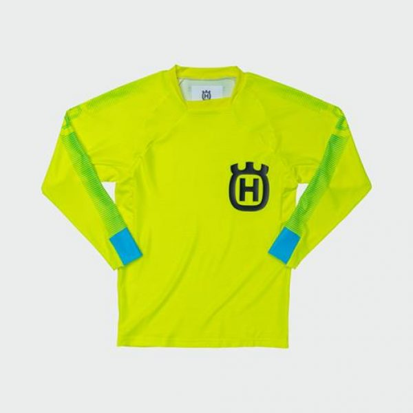 Детска блуза KIDS RAILED SHIRT HUSQVARNA
