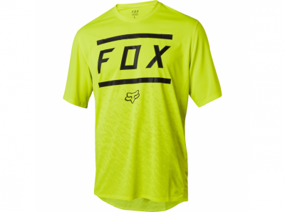 Блуза за велосипед с къс ръкав INDICATOR LS MASH CAMO JERSEY FOX