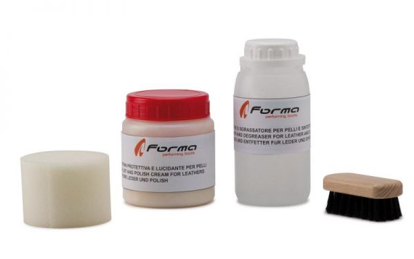 Комплект за почистване на кожа FORMA