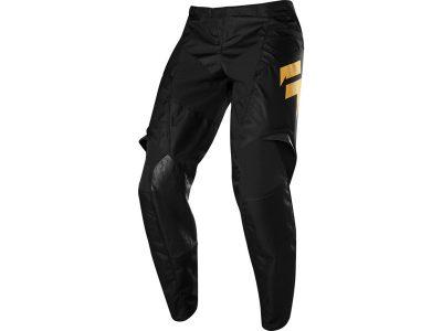 Черен панталон с лого.