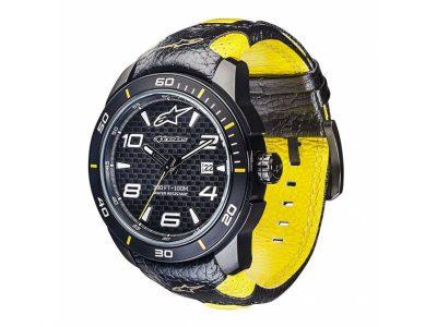 Часовник T.WATCH 3H B/Y LT ST BLACK/YELLOW ALPINESTARS