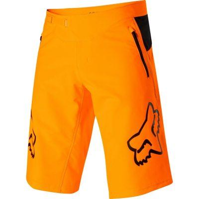 Детски панталон за велосипед YOUTH DEFEND S SHORT FOX