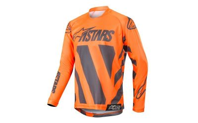 Детска блуза YOUTH RACER BRAAP JERSEY ALPINESTARS