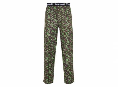 Зелена пижама.