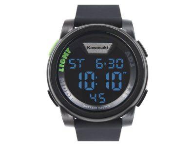 Часовник KAWASAKI WATCH BLACK 186SPM0033