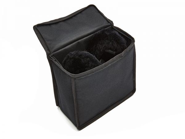 Черна кутия за укрепващи колани.