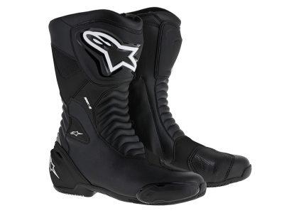 Черни ботуши с лого.