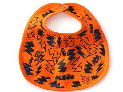 Оранжев бебешки лигавник