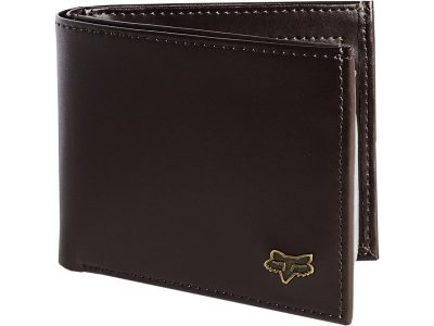 Портфейл TRIFOLD LEATHER WALLET BRN FOX