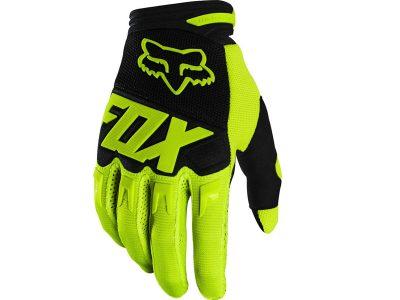 Ръкавици DIRTPAW RACE GLOVE FLO/YLW FOX