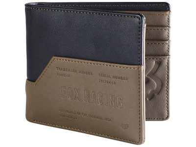 Портфейл THE CORNER WALLET BLK FOX