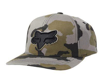 Детска шапка YOUTH EPICYCLE 110 SNAPBACK CAMO FOX