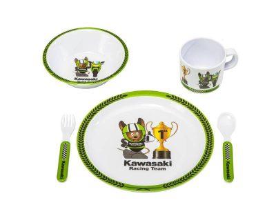 Детски комплект за храна KAWASAKI DINNER SET 023SPM0027
