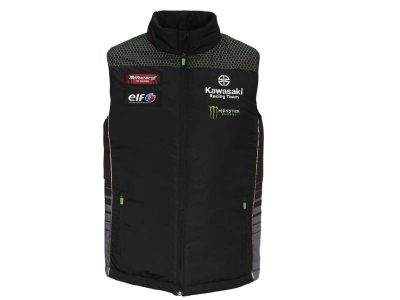 Елек SBK 2020 BODY WARMER KAWASAKI 104KRM017