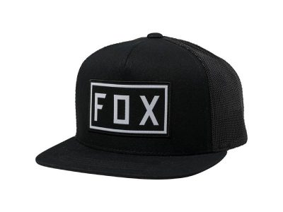 Детска шапка YOUTH DRIVETRAIN SNAPBACK HAT BLACK FOX