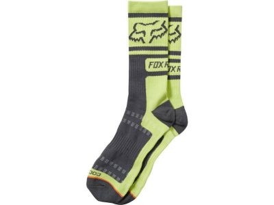 Чорапи JUSTIFIED CREW SOCK LIME FOX