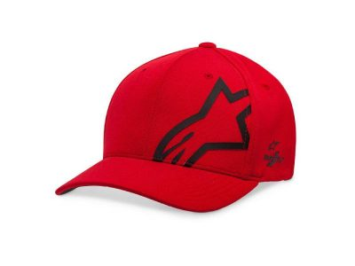 Шапка CORP SHIFT SONIC HAT RED BLACK ALPINESTARS