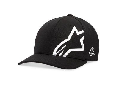 Шапка CORP SHIFT SONIC HAT BLACK WHITE ALPINESTARS