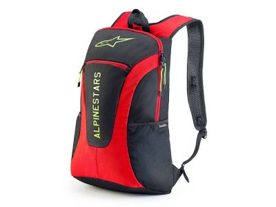 Раница GFX BACKPACK BLACK RED HI VI YELL. ALPINESTARS
