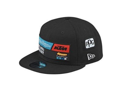 Шапка UPW200032900 TLD TEAM HAT BLACK OS КТМ