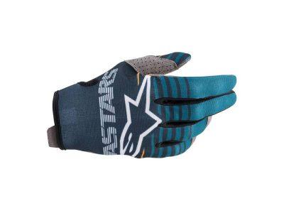 Ръкавици RADAR GLOVES PETROL NAVY ALPINESTARS