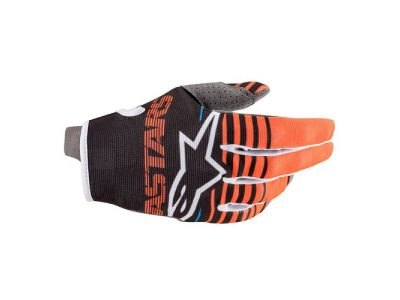Ръкавици RADAR GLOVES ANTHRACITE ORANGE FLUO ALPINESTARS