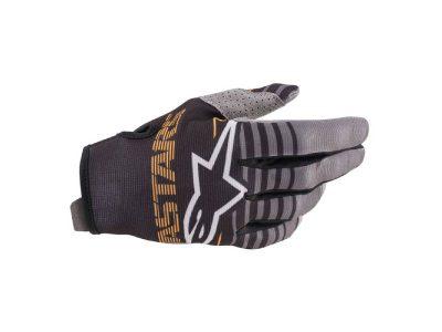 Ръкавици RADAR GLOVES BLACK DARK GRAY ALPINESTARS