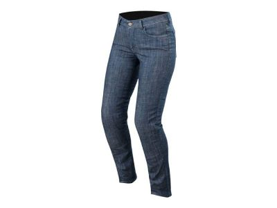 Дамски дънки STELLA COURTNEY DENIM WASHED BLUE ALPINESTARS