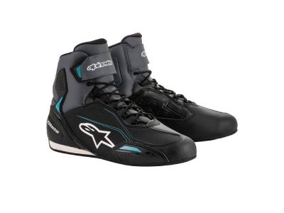 Дамски обувки STELLA FASTER-3 SHOES BLACK GREY OCEAN ALPINESTARS