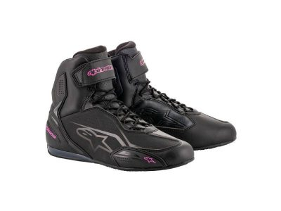 Дамски обувки STELLA FASTER-3 SHOES BLACK FUCHSIA ALPINESTARS