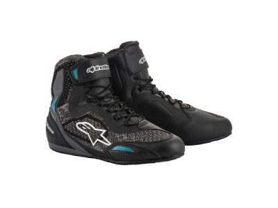 Дамски обувки STELLA FASTER-3 SHOES BLACK TEAL ALPINESTARS