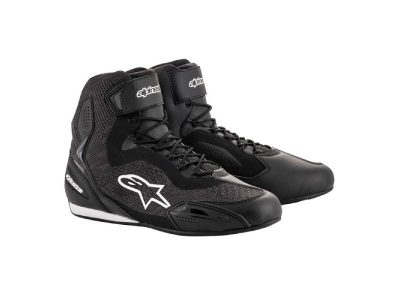 Обувки FASTER-3 RIDEKNIT SHOES BLACK ALPINESTARS