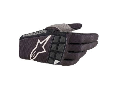 Ръкавици RACEFEND GLOVES BLACK WHITE ALPINESTARS