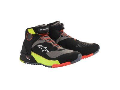 Обувки CR-X Drystar® RIDING SHOES BLACK YELL RED FLUO ALPINESTARS