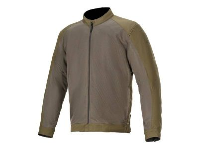 Яке CALABASAS AIR JACKET MILITARY GREEN ALPINESTARS