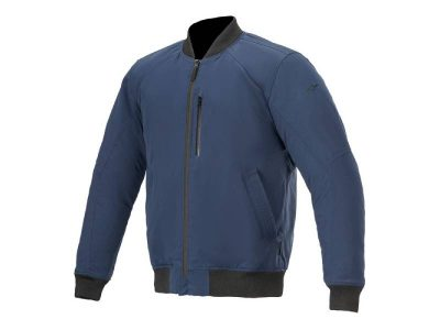 Яке Яке IDOL JACKET BLUE NAVY ALPINESTARS