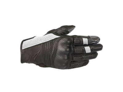 Ръкавица MUSTANG V2 GLOVES BLACK WHITE ALPINESTARS