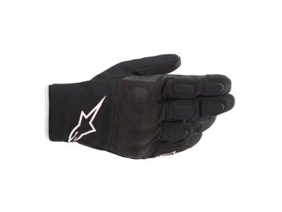 Ръкавици S MAX DRYSTAR GLOVES BLACK WHITE ALPINESTARS