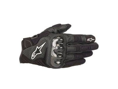 Ръкавици SMX-1 AIR V2 GLOVES BLACK ALPINESTARS