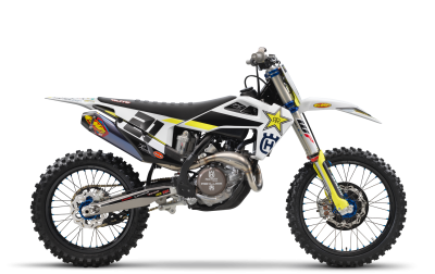 FC 450 Rockstar Edition HUSQVARNA 2021