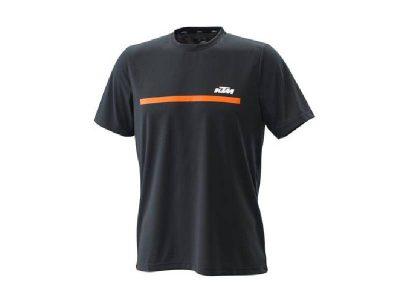 Тениска 3PW21001680 UNBOUND TEE BLACK КТМ