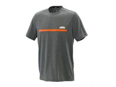 Тениска 3PW21001690 UNBOUND TEE GREY КТМ