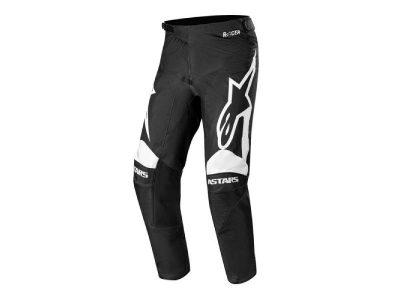 ПАНТАЛОН RACER SUPERMATIC PANTS BLACK WHITE ALPINESTARS